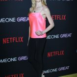 Katherine McNamara Someone Great Premiere 4