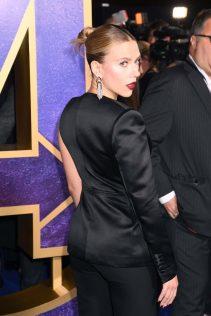 Scarlett Johansson Avengers Endgame UK Fan Event 26