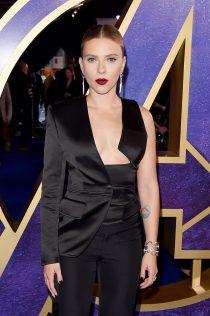 Scarlett Johansson Avengers Endgame UK Fan Event 7