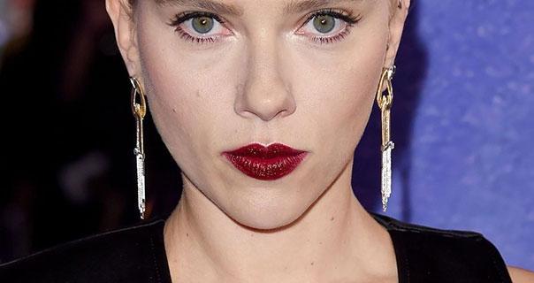 Scarlett Johansson Avengers Endgame UK Fan Event