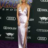 Brie Larson Avengers Endgame Premiere 1