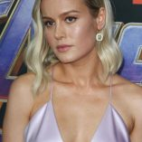Brie Larson Avengers Endgame Premiere 11