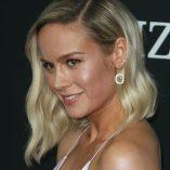 Brie Larson Avengers Endgame Premiere 12