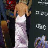 Brie Larson Avengers Endgame Premiere 16