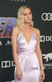 Brie Larson Avengers Endgame Premiere 17
