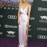 Brie Larson Avengers Endgame Premiere 2