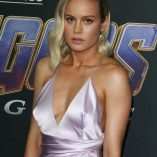 Brie Larson Avengers Endgame Premiere 4