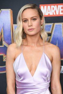Brie Larson Avengers Endgame Premiere 47