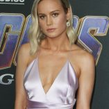 Brie Larson Avengers Endgame Premiere 5