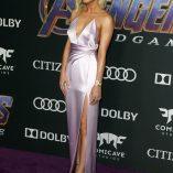 Brie Larson Avengers Endgame Premiere 7