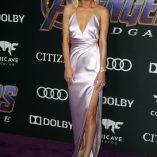 Brie Larson Avengers Endgame Premiere 8