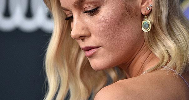Brie Larson Avengers Endgame Premiere