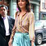 Katie Holmes New York City 22nd April 2019 1