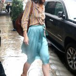 Katie Holmes New York City 22nd April 2019 10