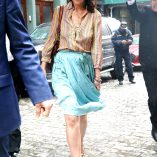 Katie Holmes New York City 22nd April 2019 11