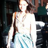 Katie Holmes New York City 22nd April 2019 12