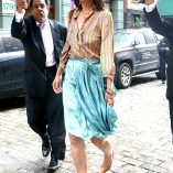 Katie Holmes New York City 22nd April 2019 15