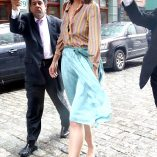 Katie Holmes New York City 22nd April 2019 16
