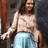 Katie Holmes New York City 22nd April 2019 2