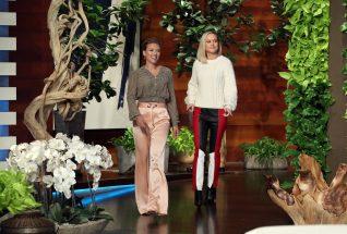 Scarlett Johansson The Ellen DeGeneres Show 23rd April 2019 3