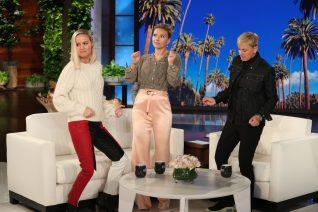 Scarlett Johansson The Ellen DeGeneres Show 23rd April 2019 4