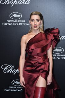 Amber Heard 72nd Cannes Film Festival Chopard Party 3