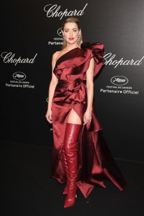 Amber Heard 72nd Cannes Film Festival Chopard Party 60