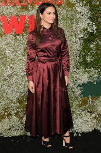 Camila Mendes 2019 Women In Film Max Mara Awards 5