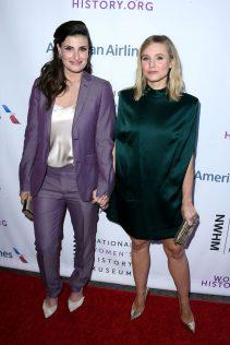 Kristen Bell 7th Women Making History Awards 4