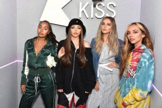 Little Mix Kiss FM Visit 2