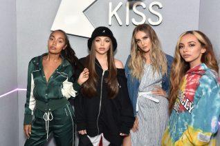 Little Mix Kiss FM Visit 3