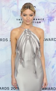 Martha Hunt 2019 Fragrance Foundation Awards 3
