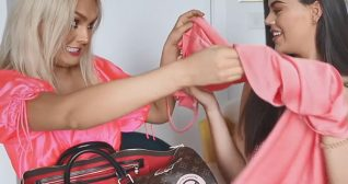 Misha Grimes Start With Pink