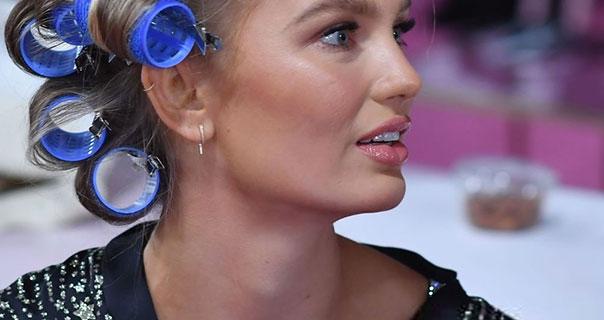 Romee Strijd 2018 Victoria's Secret Fashion Show
