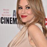 Alyssa Milano 32nd American Cinematheque Award Presentation 12