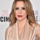 Alyssa Milano 32nd American Cinematheque Award Presentation 14