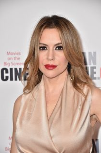 Alyssa Milano 32nd American Cinematheque Award Presentation 14