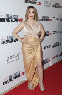 Alyssa Milano 32nd American Cinematheque Award Presentation 2