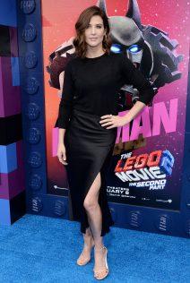 Cobie Smulders The Lego Movie 2 Premiere 3