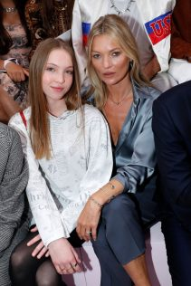 Kate Moss Dior Homme Spring Summer 2020 27