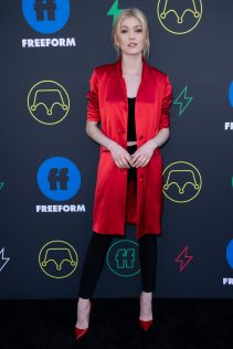 Katherine McNamara 2nd Freeform Summit 20