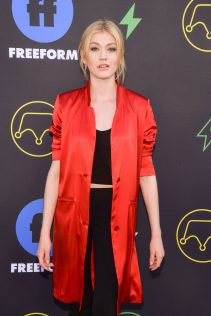 Katherine McNamara 2nd Freeform Summit 21