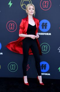 Katherine McNamara 2nd Freeform Summit 3