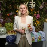 Kristen Bell Lindt Chocolate Easter Luncheon 1