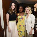 Kristen Bell Lindt Chocolate Easter Luncheon 10