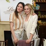 Kristen Bell Lindt Chocolate Easter Luncheon 12