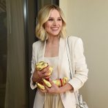 Kristen Bell Lindt Chocolate Easter Luncheon 14