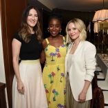 Kristen Bell Lindt Chocolate Easter Luncheon 9