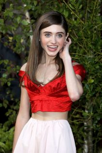 Natalia Dyer Stranger Things 3 Premiere 9
