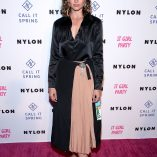 Aly Michalka 2018 NYLON It Girl Party 1